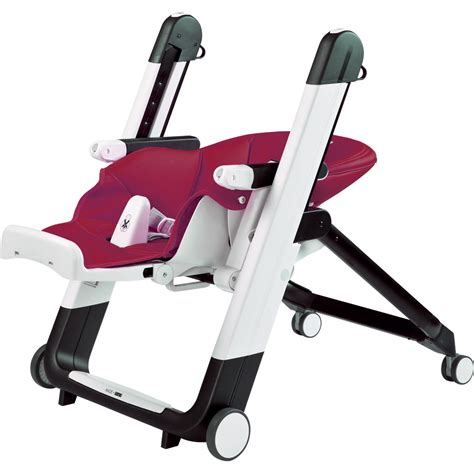chaise haute reglable chaise haute réglable siesta berry de peg perego chez
