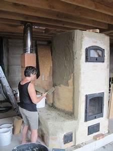 Poele De Masse Avis : po le de masse la campaillotte histoire de la construction de notre maison en paille ~ Farleysfitness.com Idées de Décoration