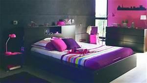 Chambre Ado Fille 12 Ans : idee deco pour chambre fille 12 ans visuel 2 ~ Voncanada.com Idées de Décoration