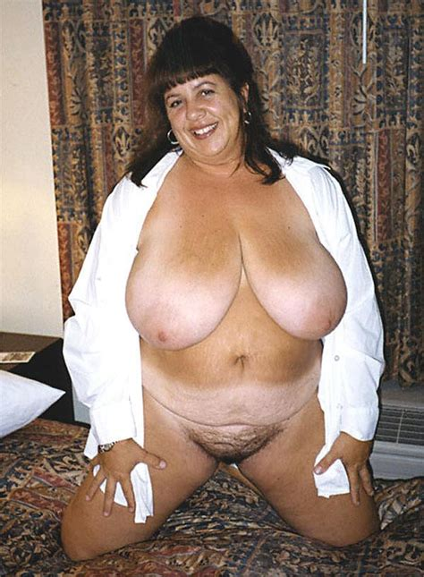 Mature Huge Tits Chubby