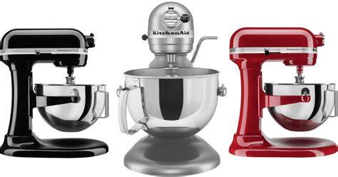 mixer kitchenaid plus stand professional series hip2save shipped