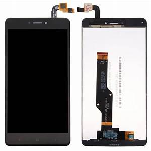 Replacement Xiaomi Redmi Note 4x Lcd Screen   Touch Screen Digitizer Assembly  Black