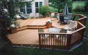 Small, Wooden, Deck, Remodel, Ideas, 11, U2013, Decoredo