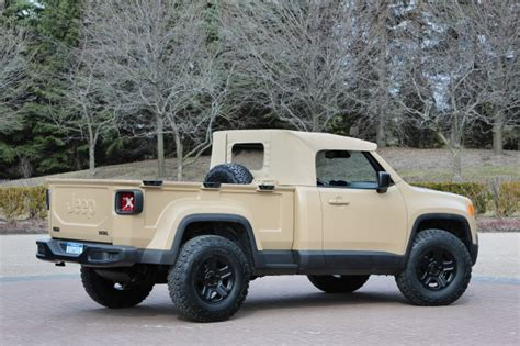 small jeep would you buy a jeep comanche small pickup truck poll