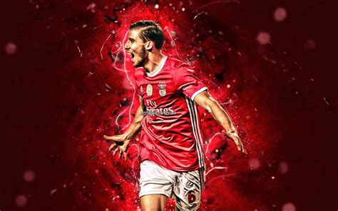 In the game fifa 21 his overall rating is 93. Download wallpapers Ruben Dias, 2020, SL Benfica, Primeira ...