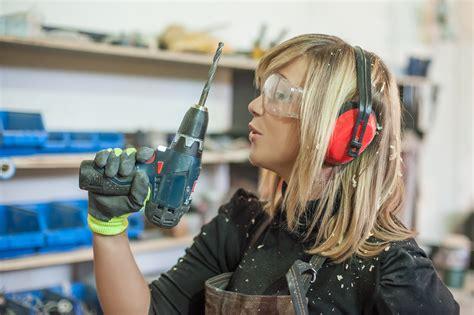 Trade Jobs Aren't Just For Men