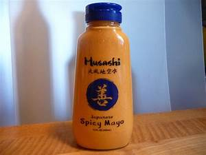 Musashi Green Sriracha and Spicy Mayo sauces - HotSauceDaily