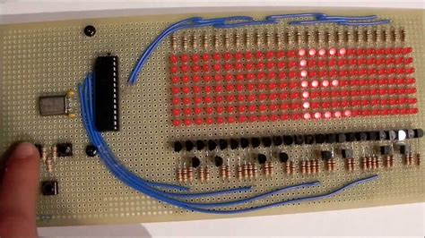 Display Led Programmable Using Picf Youtube