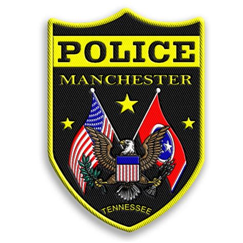 police security patches personalized patches custom