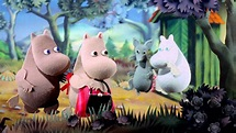 Moomins and the Comet Chase - Trailer - YouTube