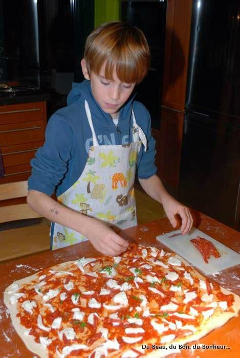 pizza hervé cuisine pizza rolls du beau du bon du bonheur