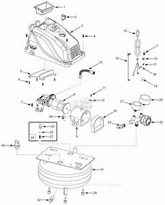 Campbell Hausfeld Fp260000 Parts Diagram For Air