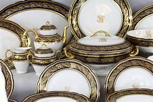 Service De Table Porcelaine : visuel service de table en faience vaisselle maison ~ Teatrodelosmanantiales.com Idées de Décoration