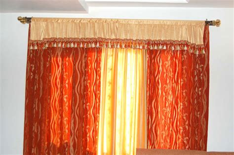 curtains with boxplate frill manufacturer inamritsar