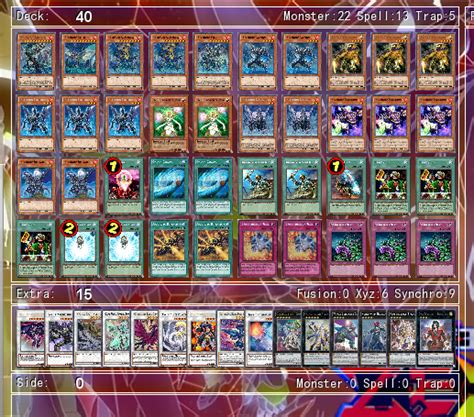 free download infernoid deck ygopro zona kuantum