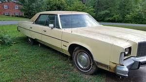 1978 Chrysler New Yorker Brougham Hardtop 4-door
