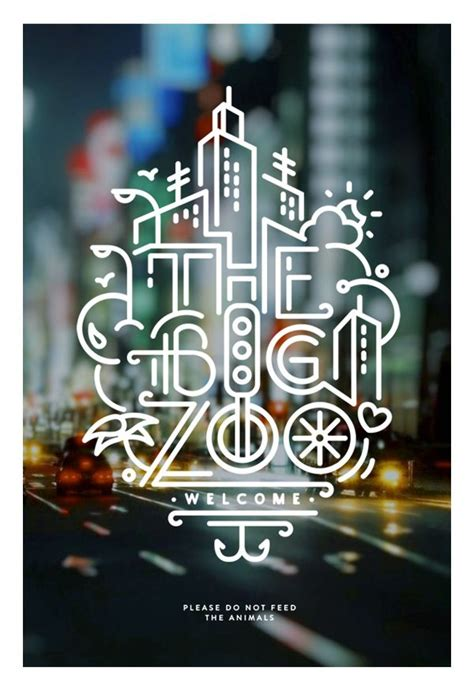 25 creative typography design exles and ideas for you
