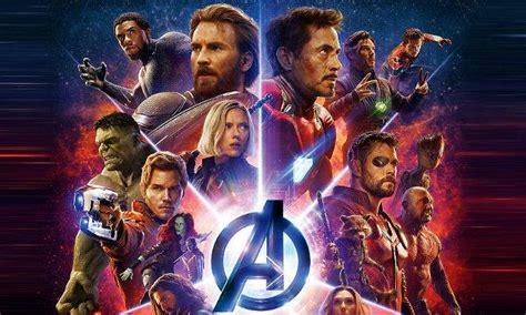 vengadores infinity war destrona  star wars como el