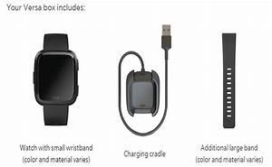 Fitbit Versa User Guide Pdf