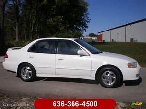Toyota Corolla 2002 : 2002 super white toyota corolla s 58387260 car color galleries ~ Medecine-chirurgie-esthetiques.com Avis de Voitures