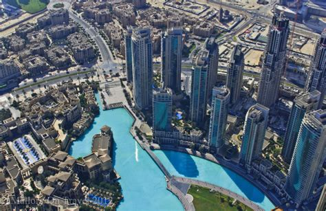 Photography in Dubai, View from the Burj Khalifa