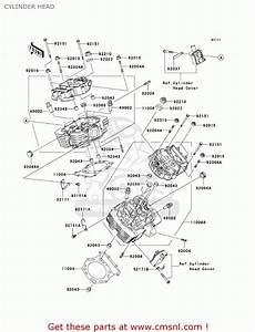 2006 Kawasaki Mean Streak Wiring Diagram Schematic