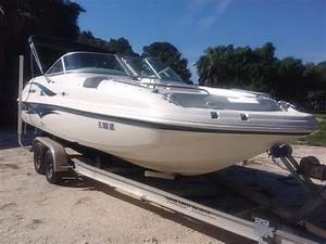 Hurricane Sun Deck 2004 For Sale For  17 500