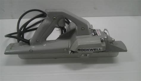 porter cable door planer rockwell model 126 heavy duty porta plane porter cable