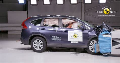siege auto crash test 2013 honda cr v 5 in ncap crash test