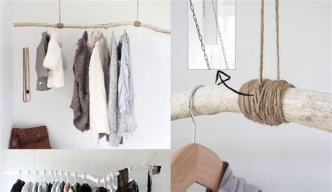 kledingrek schuine wand kledingrek zelf maken kledingrek slaapkamer with