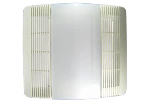 Nutone Bathroom Fan Motor 763rl by Nutone 85315000 Heater And Ventilation Fan Lens With