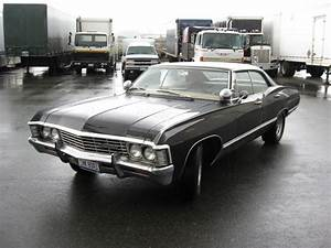 Supernatural/Sobrenatural: Chevrolet Impala 1967 Supernatural