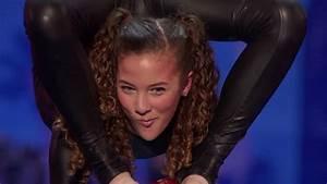 Sofie Dossi - America's Got Talent 2016 - YouTube