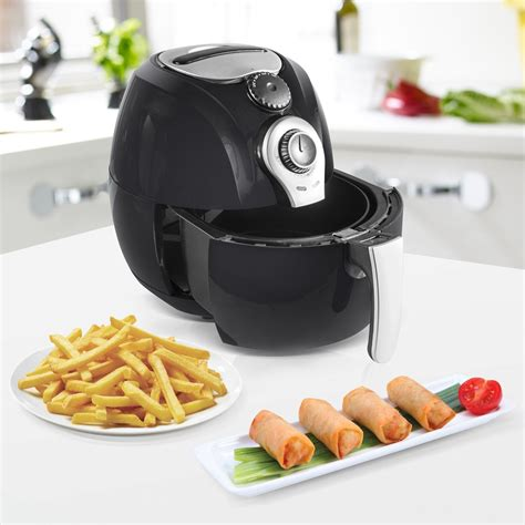 fryer air chef simple cooking parts safe healthy capacity oil gift liter dishwasher 50th birthday amazon 5l gifts quick need