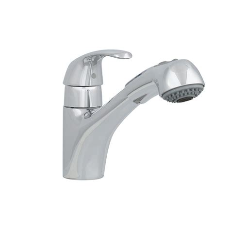Kitchen Faucet Grohe grohe alira single handle pull out sprayer kitchen faucet