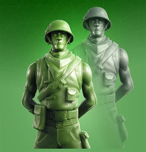 fortnite plastic patroller skin outfit pngs images