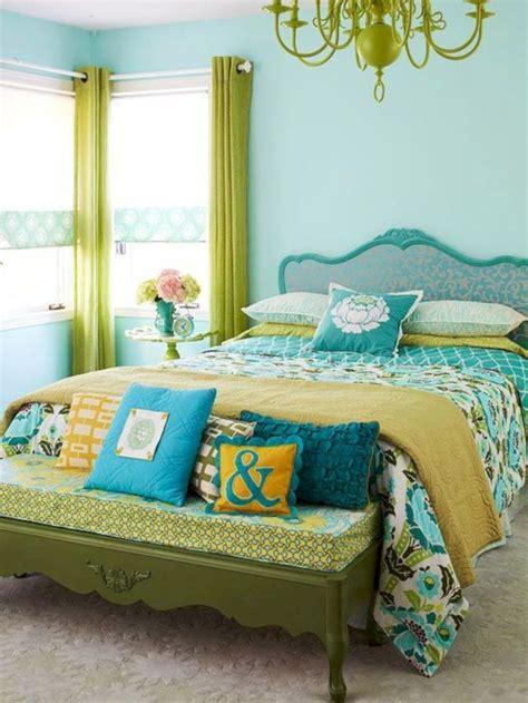 analogous colors   bedroom