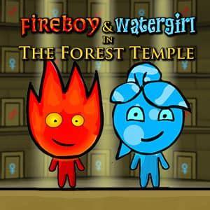 fireboy  watergirl  game funnygamesus