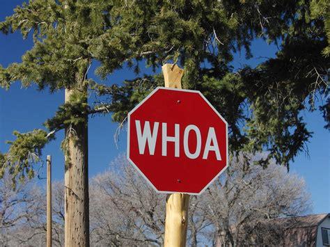 Whoa A Stop Sign In An Adorable Little Town Alton Utah