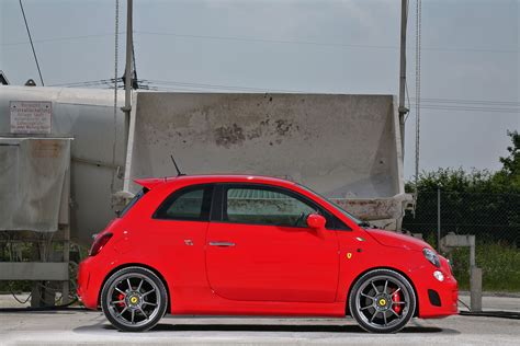 Fiat 500 Abarth Tune by All About Cars Pogea Racing Fiat 500 Abarth