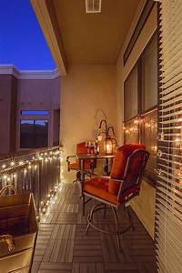 55, Cozy, Apartment, Balcony, Decorating, Ideas