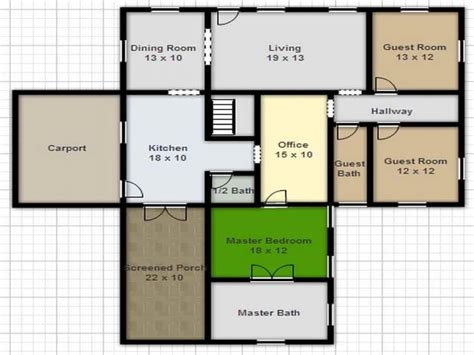 floor layout free free house design floor plans home design software