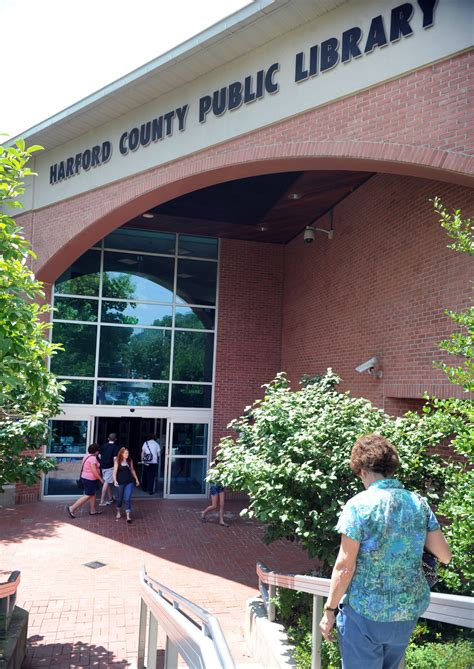 harford county public library  host foodie week