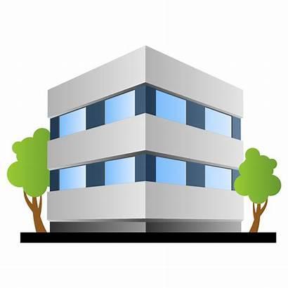 Clipart Building Commercial Clip Office Webstockreview Uncategorized