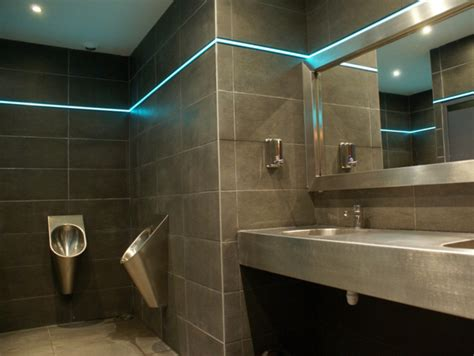 Bathroom Lighting Requirements by Space Lighting Museum Led Light Boxes Lite House