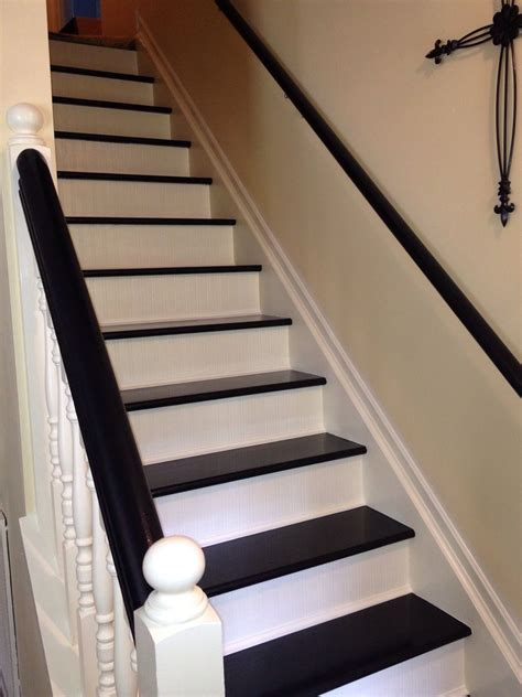 hometalk interior stairs makeover
