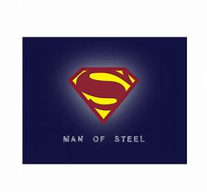 Gallery For > Superman Man Of Steel Logo Png - Cliparts.co