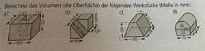 Volumen Ei Berechnen : volumen volumen oberfl che berechnen mathelounge ~ Themetempest.com Abrechnung