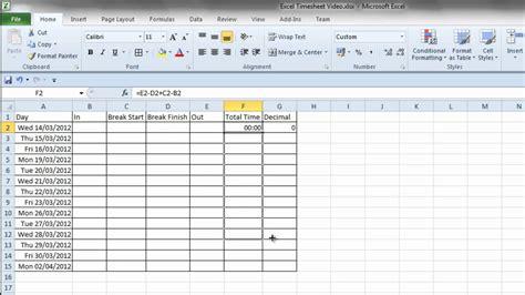 excel timesheet multiple jobs build  simple timesheet