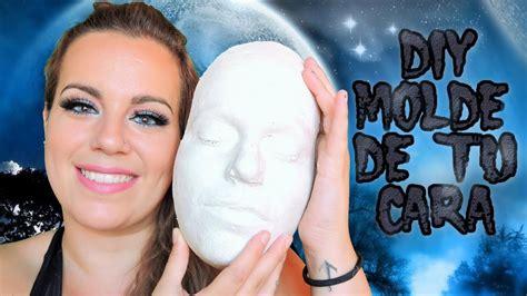 como hacer un molde de tu cara efectos especiales b 225 sico 1 diy molde de tu cara en yeso